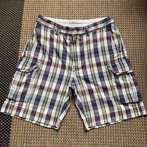 "Authentic Polo Ralph Lauren Mens Cargo Shorts W36"""